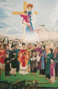 martyrs of tonkin