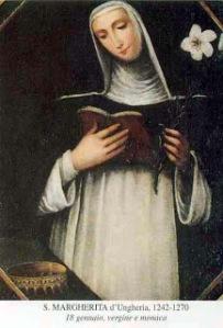 St Margaretof hungary