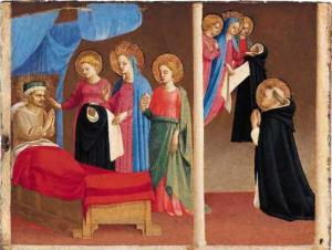 Vision_of_the_Dominican_Habit__Workshop_of_Angelico___National_Gallery_London_