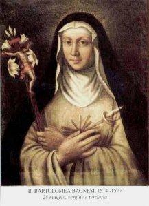 Bl Mary Bartholomew Bagnesi