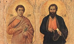 Sts Philp and James