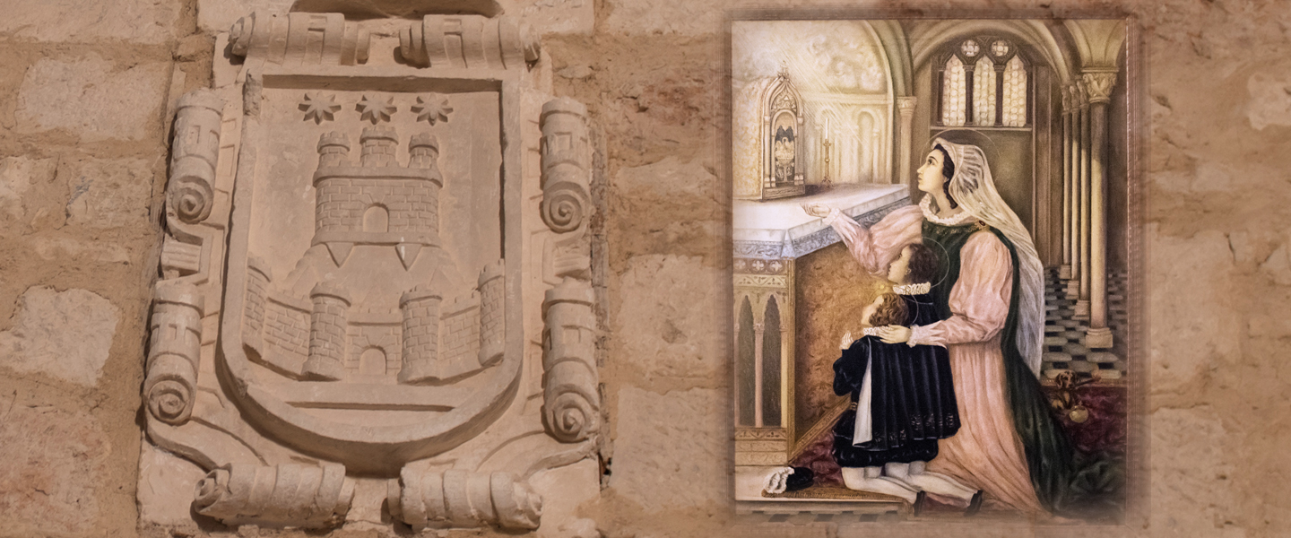 blessed jane of aza, mother of saint dominic | the order of