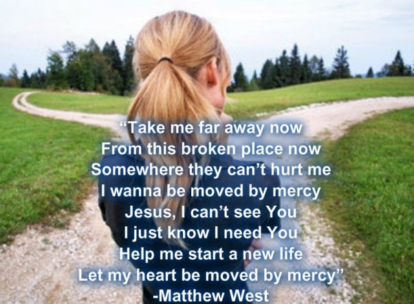 Image result for moved by mercy